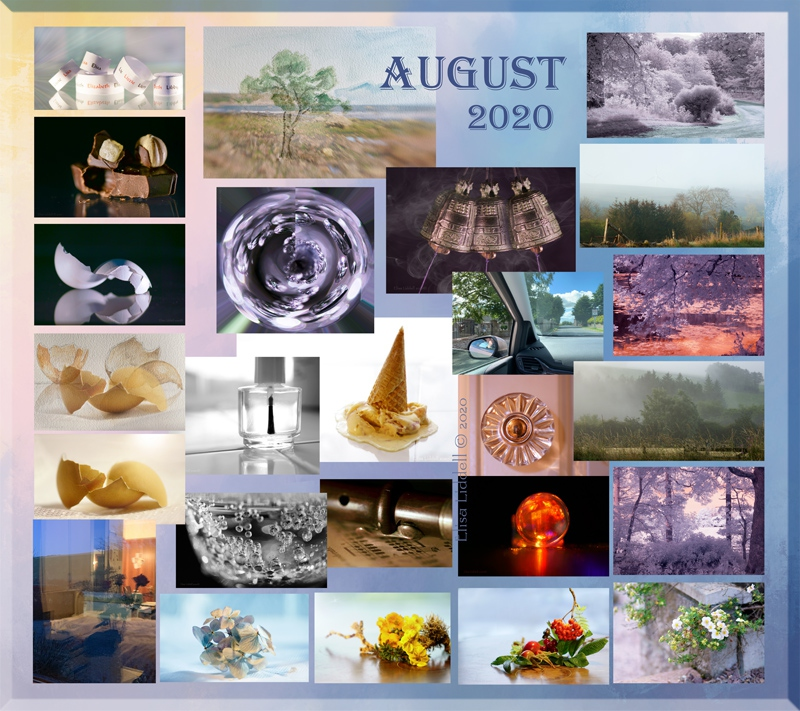 Collage for August 2020