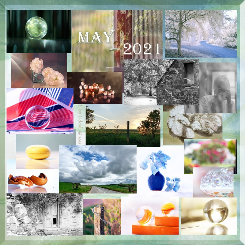 collage for May 2021