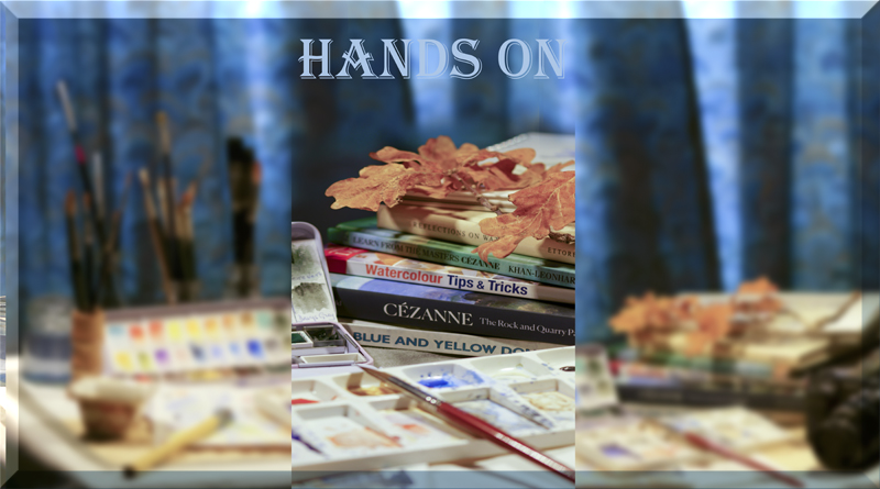 Hands On section header 2