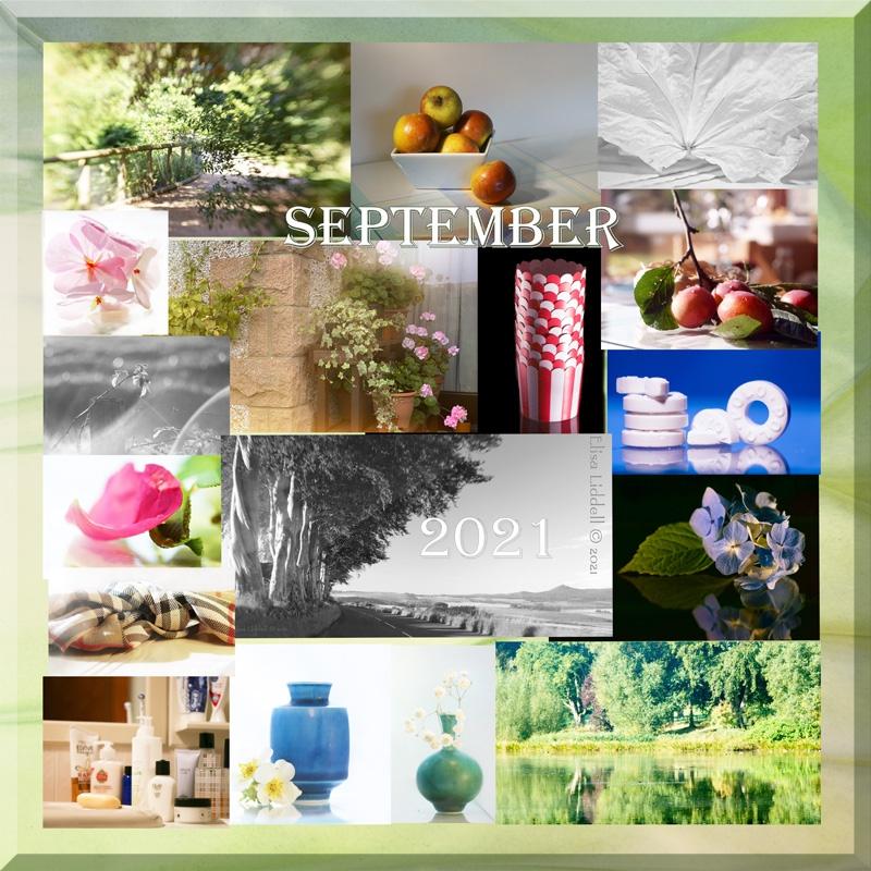 Collage for September 2021
